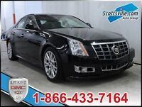 2013 Cadillac CTS Performance Collection, Sunroof, Navigation