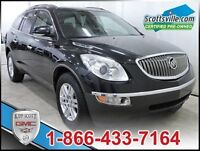 2009 Buick Enclave CX, Cloth, Sunroof, Trailering Equipment