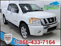 2010 Nissan Titan LE, Leather, Sunroof, DVD