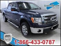 2013 Ford F-150 XLT, Cloth, Remote Start, XTR Package