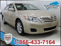 2010 Toyota Camry LE V6, Leather, Sunroof, Remote Start