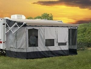 Universal trailer add a room for 16 foot awning for sale.