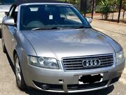 AUDI A4 CABRIOLET 2003 Two Wells Mallala Area Preview