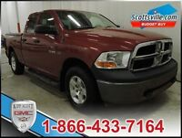 2009 Dodge Ram 1500 ST, Hemi, Cloth, Automatic