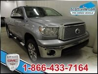 2012 Toyota Tundra Platinum, Leather, Sprayin Bed Liner, Backup
