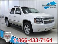 2013 Chevrolet Avalanche LTZ, Leather, Sunroof, HD Towing
