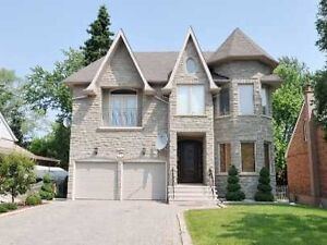 For Lease-Gorgeous Custom Home in Willowdale