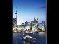 Luxury Waterfront Living - 1 Bed+Den/2 Bath  (Includes Parking)