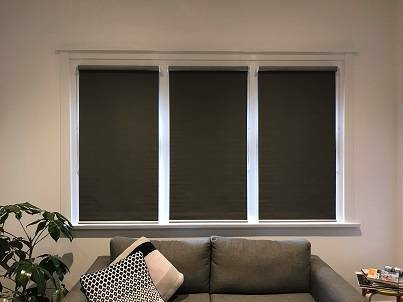 Custom Made Holland Day/Night Roller Blinds