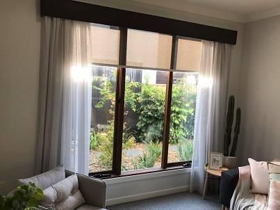 Custom Made Curtains Sheer/Blockout