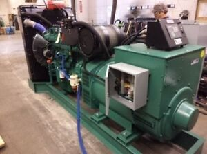 Sale - Qty (3) 550kW Prime-Rated Simson Maxwell Generator Sets