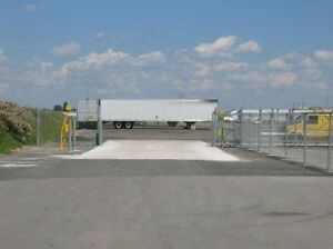 Truck and Trailer Parking 24 hour security C-TPAT Certified