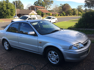 FOR SALE-2000 Ford Laser Sedan Tenambit Maitland Area Preview