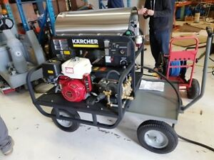 Heavy Duty Industrial Pressure Washers European Tech - ACES