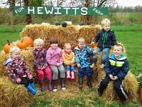 Birthday Parties, School Groups, & Farmers in the classroom