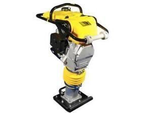HOC RM85 HONDA GX120 COMMERCIAL TAMPING RAMMER JUMPING JACK + 2 YEAR WARRANTY + FREE SHIPPING