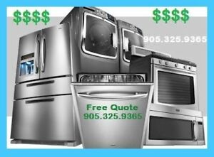 *Appliance Sale* All Brand New 1-Year Manufactures Warranty