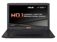 Brand new - still in box - ASUS GL552VW 15.6 inch Gaming Notebook + FREE Headset + FREE Gaming Bag