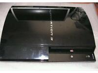 SWAP Playstation 3 phat 80gb