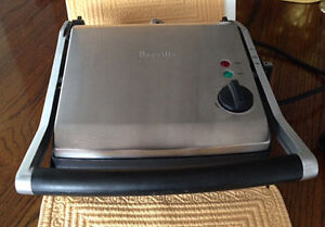 Barely Used Breville Panini Grill For Sale!