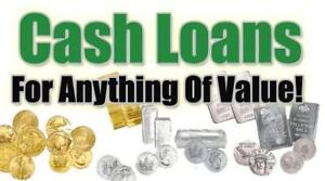 CASH LOANS on ANYTHING of value.  Need Money? Get a Loan on Tools, TV's, Computers, Video Games, Instruments and More!!!