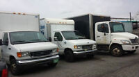 Atwater Moving 20 FT Truck & Movers