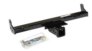 Front Receiver Hitch Wrangler 2007-2011