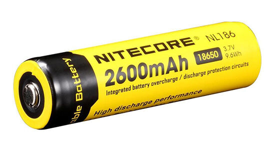 Nitecore 2600 mAh