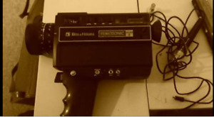 Bell and Howell 1238 MACRO  (Super 8)