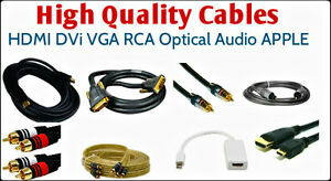 Audio Video Component Composite & Coax Cables & Switches