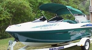seadoo 18 ft boat for rent