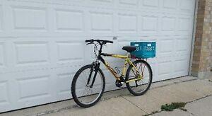 Specialized Mountain Bike with basket(19'frame)