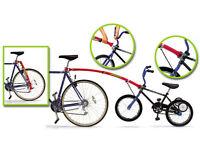 Kids Trail-Gator bicycle tow-bar