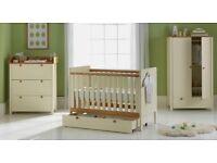3 Piece Nursery Furniture Set - £150