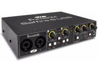 Focusrite Saffire 6 USB soundcard.
