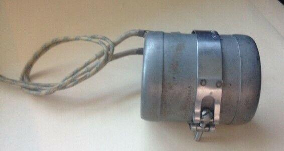 """Fast Heat Band Heater 2"""" Dia. x 2.5"""" Wide 600 Watts 120 Volts 10"""" Fiberglass"""
