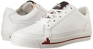 Pajar Canada Women's Queens Lace-Up Low-Top (White Size 8.5 US) DailyDeals