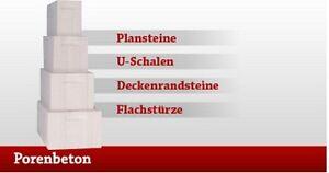 17,5cm Porenbeton PP2/04, Gasbeton,Dämmung,Porenbetonsteine Palettenpreis 4,77m²