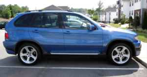 Rare Estoril Blue 03 BMW x5 3.0i *Premium M Package*