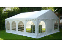 Marquee For Sale. Originally bought for a retirement party - used once!