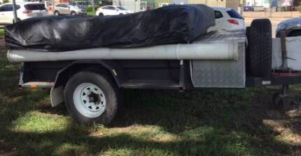 Camper Trailer in Excellent Condition Garbutt Townsville City Preview