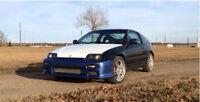 91 Honda CRX Si