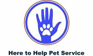 Here to Help Pet Service Underwood Logan Area Preview