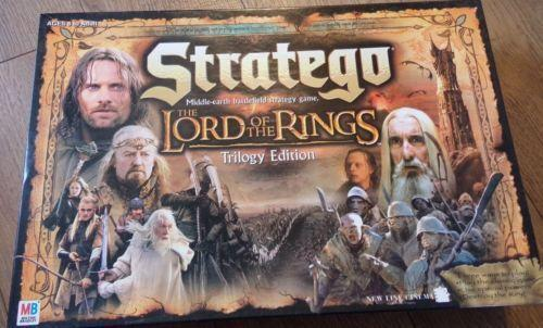 Lord Of The Rings Stratego Pieces