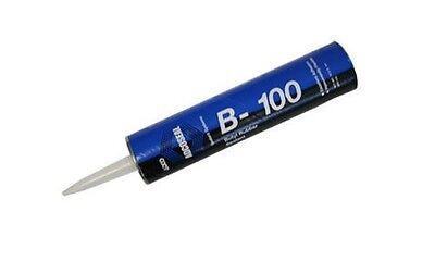 White Adcoseal B-100 Butyl Rubber Sealant