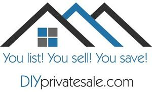 FOR SALE BY OWNER. DIY PRIVATE SALE. D.I.Y.