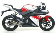 Yamaha YZF R125 Exhaust