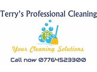 Terry's Professional Cleaning