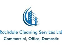 Rochdale Cleaning Services Ltd. - Domestic & Commercial Cleaning Services