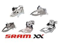 SRAM XX 10 Speed (2x10) Front Derailleur Top Pull Spec 3-42-28 NEW BOXED